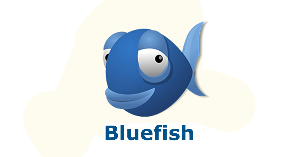 PHP IDE- Bluefish