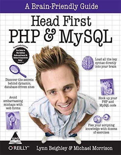sách lập trình php Head First PHP & MySQL