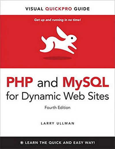 sách lập trình php PHP and MySQL for Dynamic Website: Visual QuickPro Guide