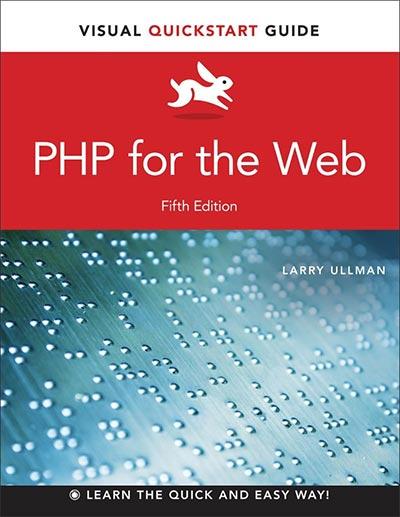 sách lập trình php PHP for the Web: Visual QuickStart Guide
