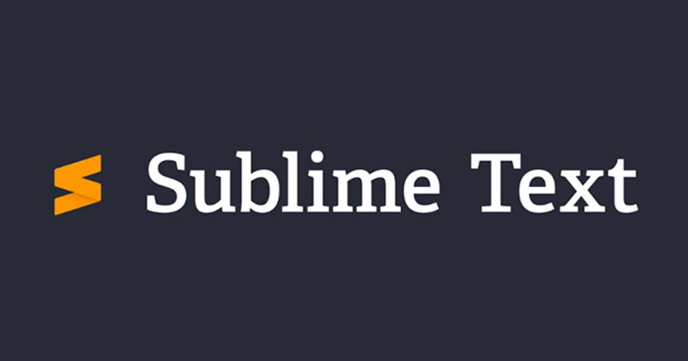 Sublime Text IDE